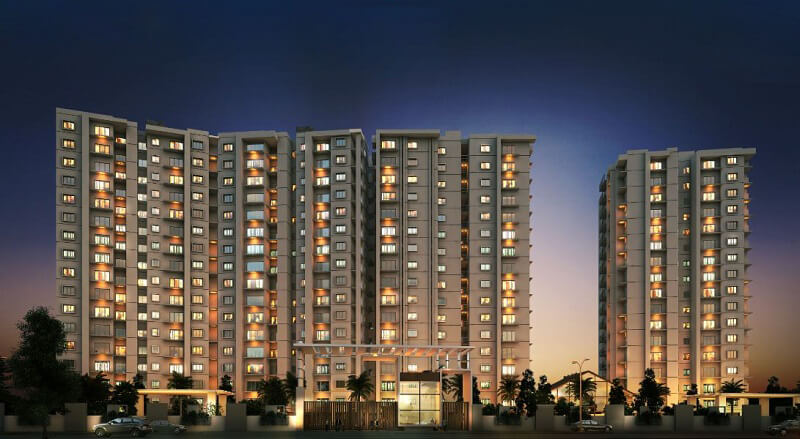 GK Tropical Springs Whitefield Bangalore 3904