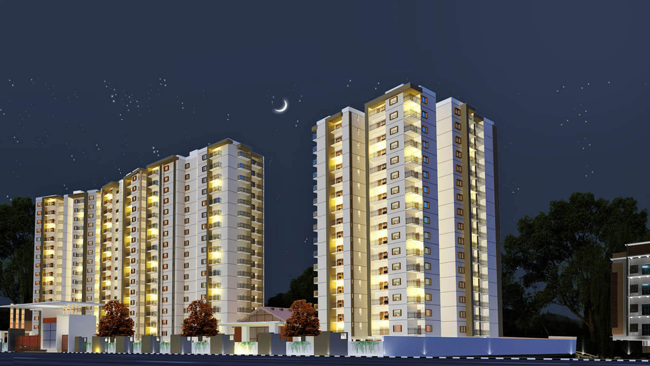 GK Tropical Springs Whitefield Bangalore 3905