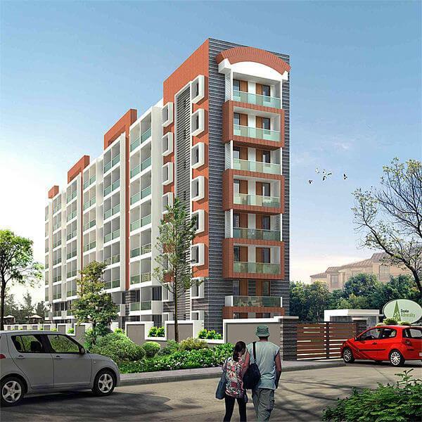 Gopalan Admirality Court Indira Nagar Bangalore 3936