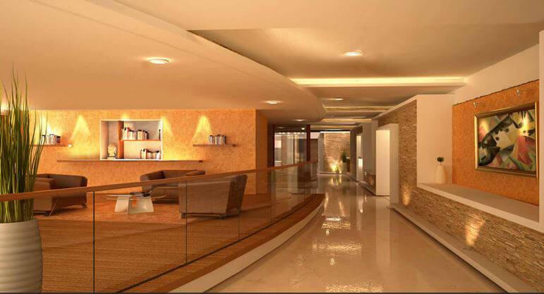 Century renata interior