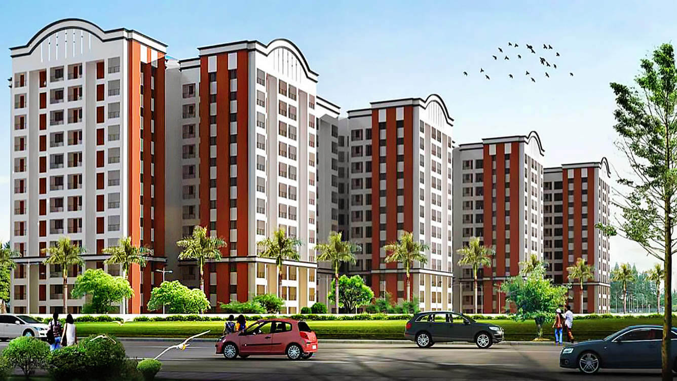 Gopalan Atlantis Whitefield Bangalore 3949