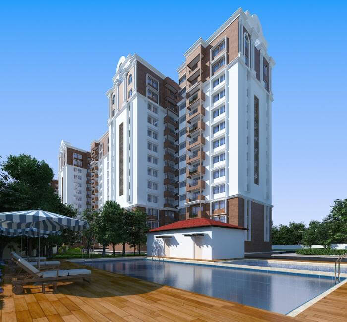 Gopalan Lake Front Electronic City Phase 1 Bangalore 3952