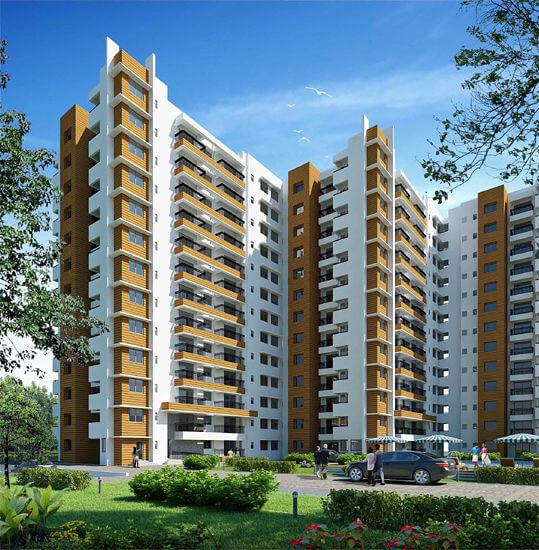 GR Regent Park Gottigere Bangalore 3969