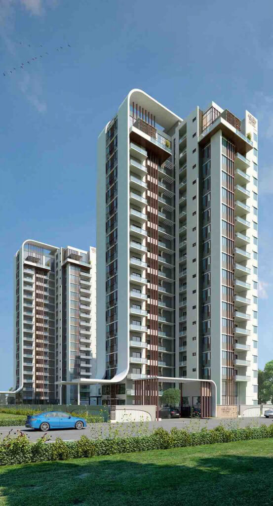 Jain Grand West Yeshwanthpur Bangalore 3998