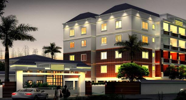 Karan The Mark Residences NRI Layout Bangalore 4005