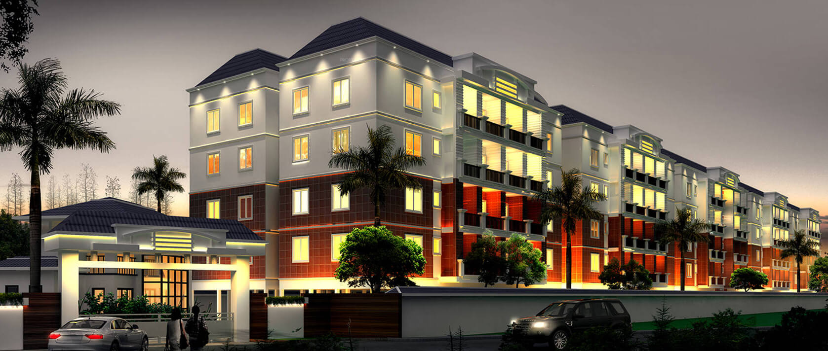 Karan The Mark Residences NRI Layout Bangalore 4006