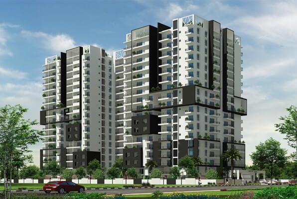Keerthi Regalia Sarjapur Road Bangalore 4009