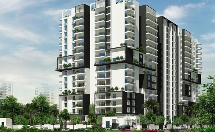 Keerthi Regalia Sarjapur Road Bangalore 4010