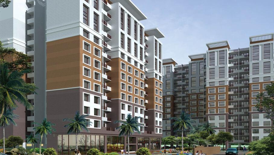 Kolte Patil Raaga Thanisandra Main Road Bangalore 4023