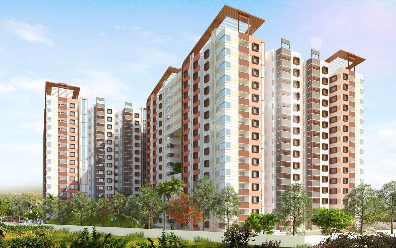 Krishna Goldfields Electronic City Phase 1 Bangalore 4031