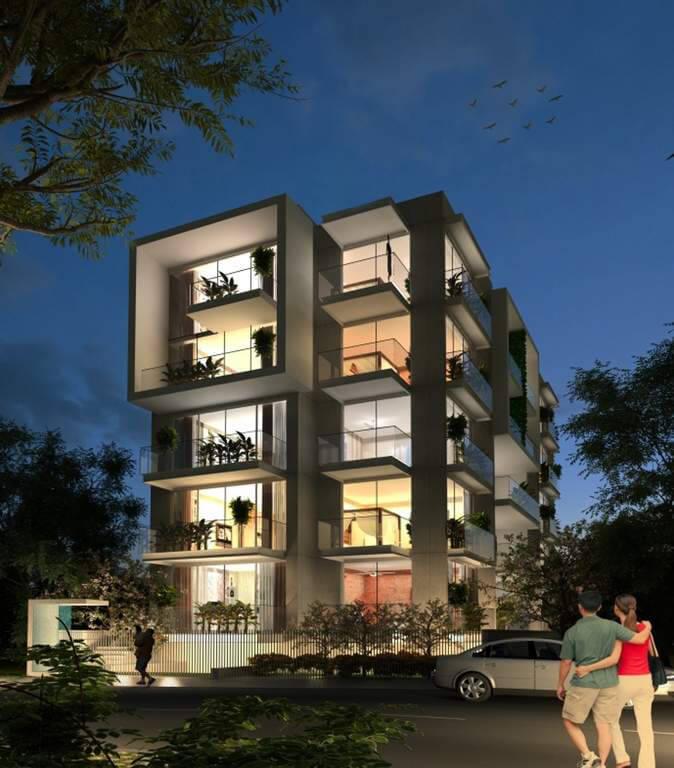 Krishvi Deesha Ashok Nagar Bangalore 4038