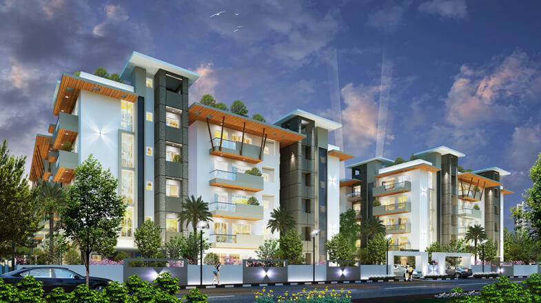 Mahaveer Amaze Whitefield Bangalore 4069