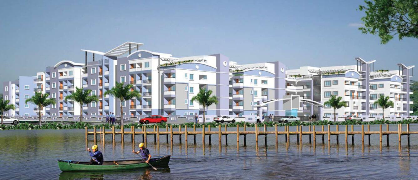 Mahaveer Lakes Uttarahalli main road Bangalore 4074