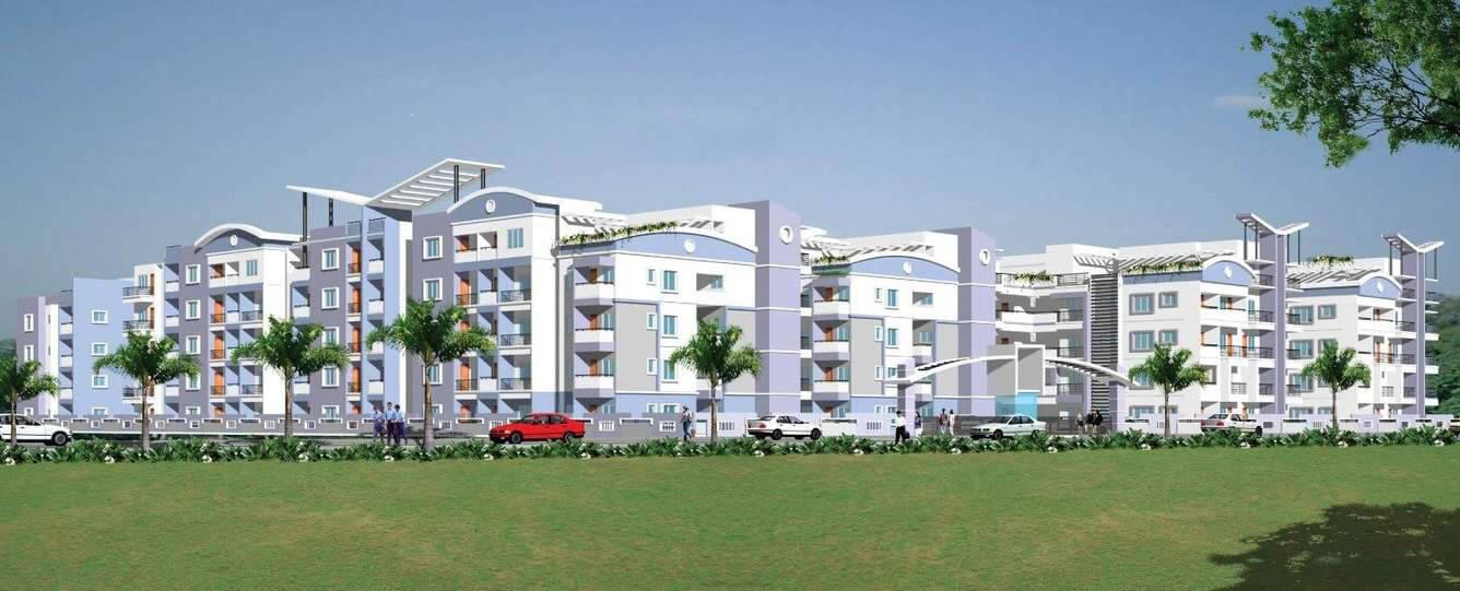 Mahaveer Lakes Uttarahalli main road Bangalore 4075