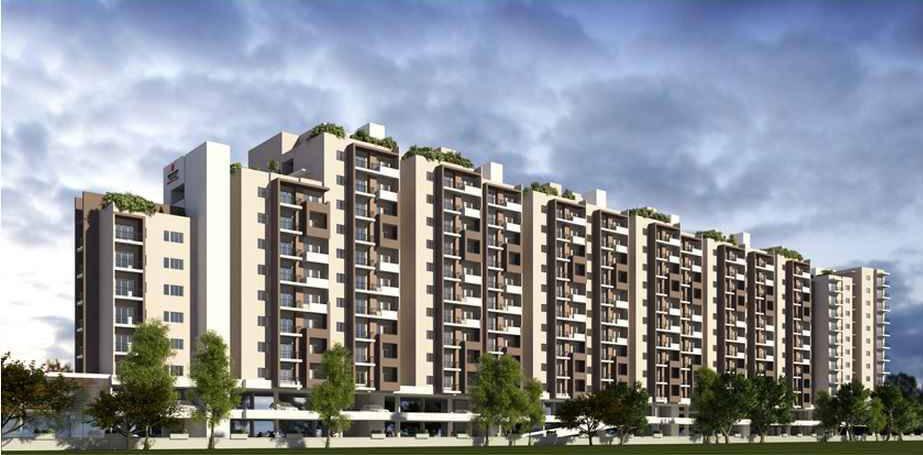 Mahaveer Promenade Whitefield Bangalore 4079