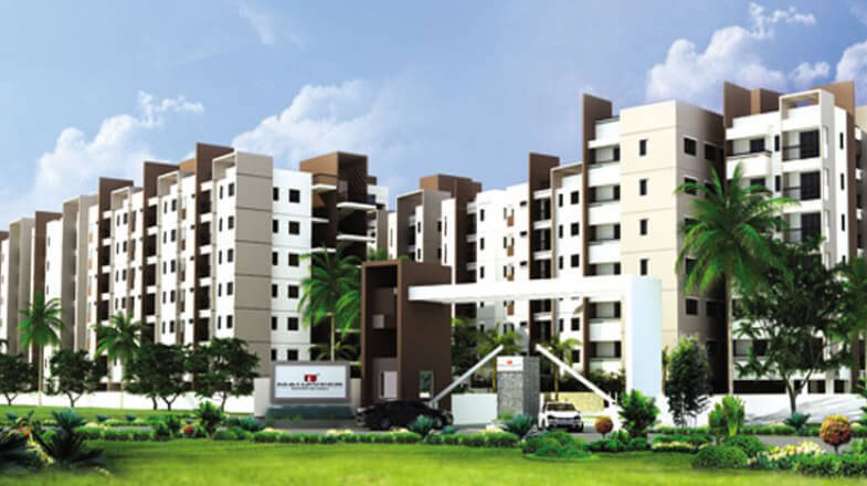 Mahaveer Rhyolite Hulimavu Bangalore 4084