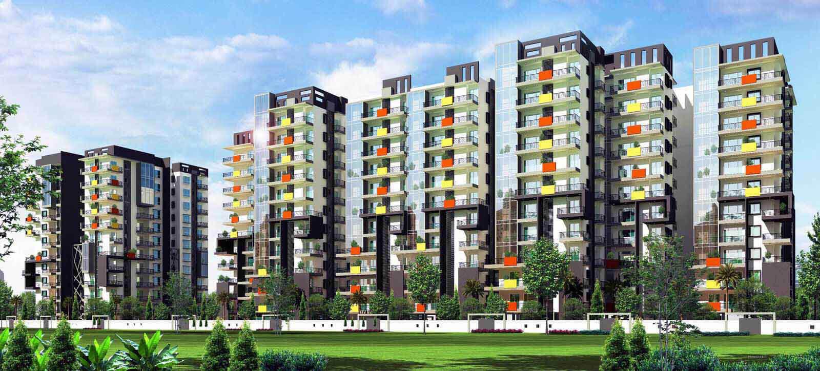 Mahaveer Tranquil ITPL Bangalore 4085