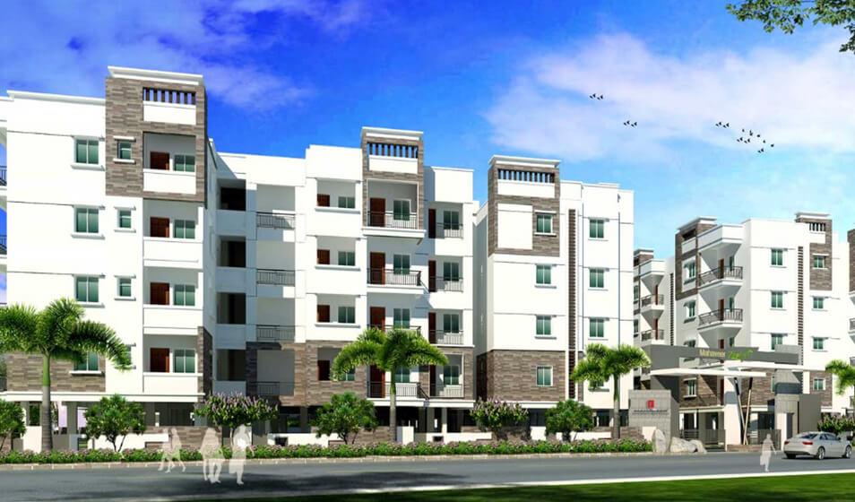 Mahaveer Zephyr Kodichikkanahalli Bangalore 4090