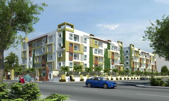 Mana Karmel Phase 1 Sarjapur Road Bangalore 4092