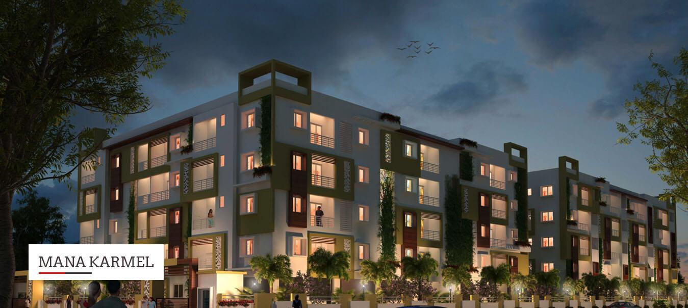 Mana Karmel Phase 1 Sarjapur Road Bangalore 4094