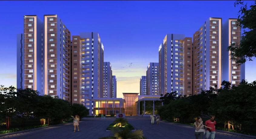Mantri Manyata Energia Hebbal Bangalore 4114