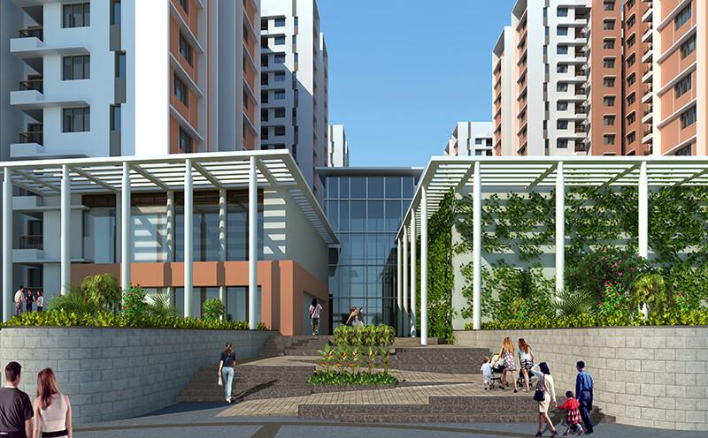 Mantri Manyata Energia Hebbal Bangalore 4115