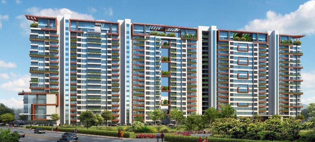 Nitesh Chelsea Hosur Road Bangalore 4203
