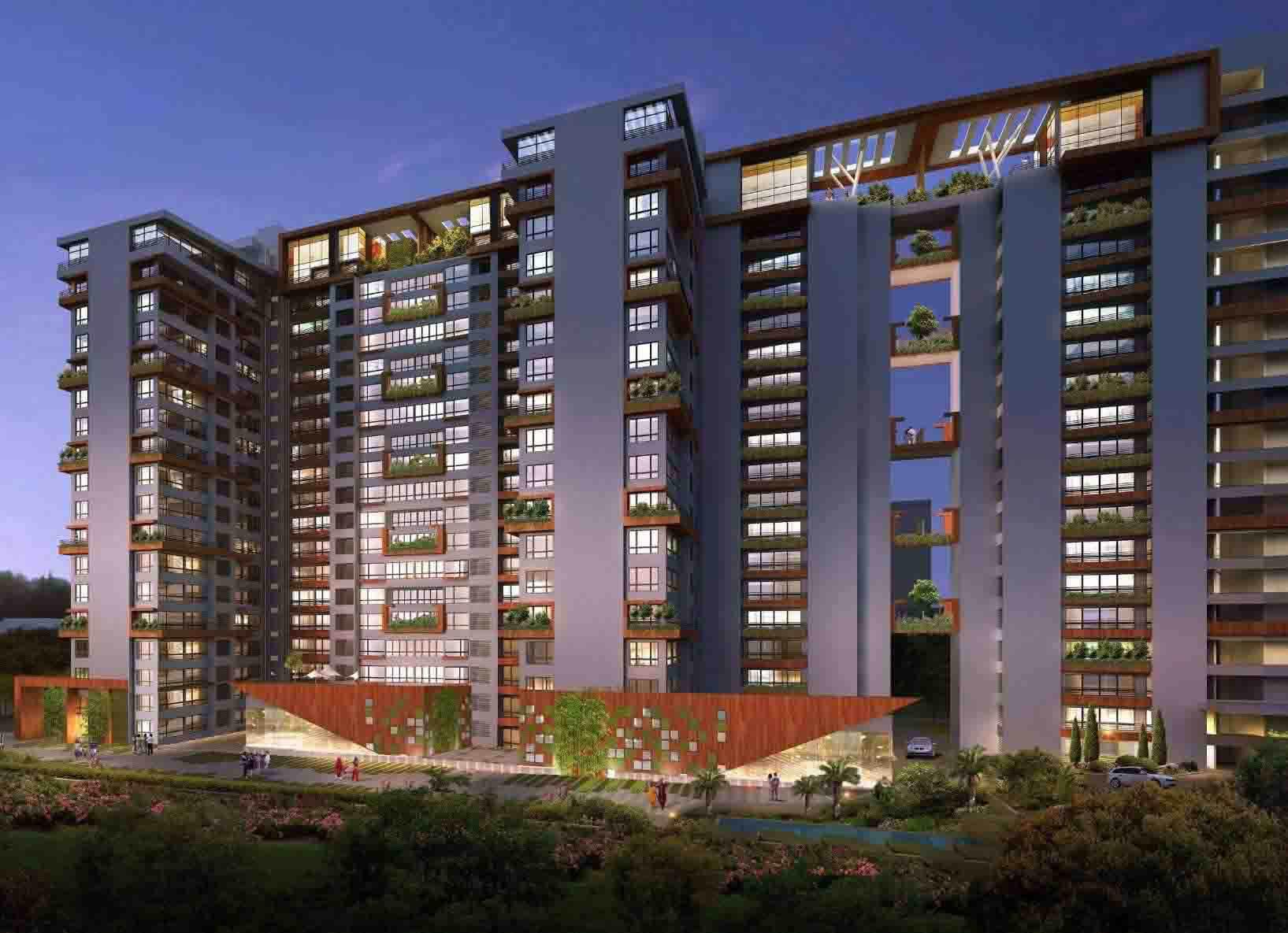Nitesh Chelsea Hosur Road Bangalore 4204