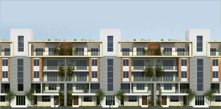 Nitesh Palo Alto Sarjapur Road Bangalore 4234