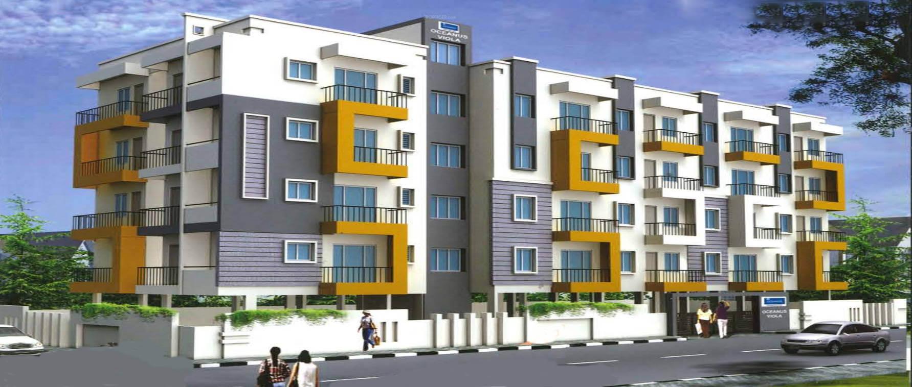 Oceanus Viola Sarjapur Attibele Road Bangalore 4256