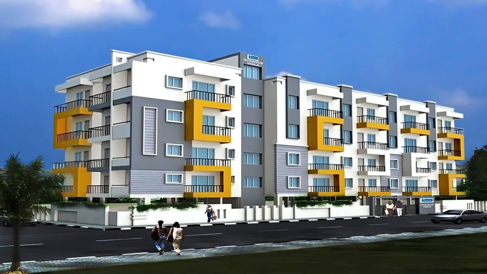 Oceanus Viola Sarjapur Attibele Road Bangalore 4257