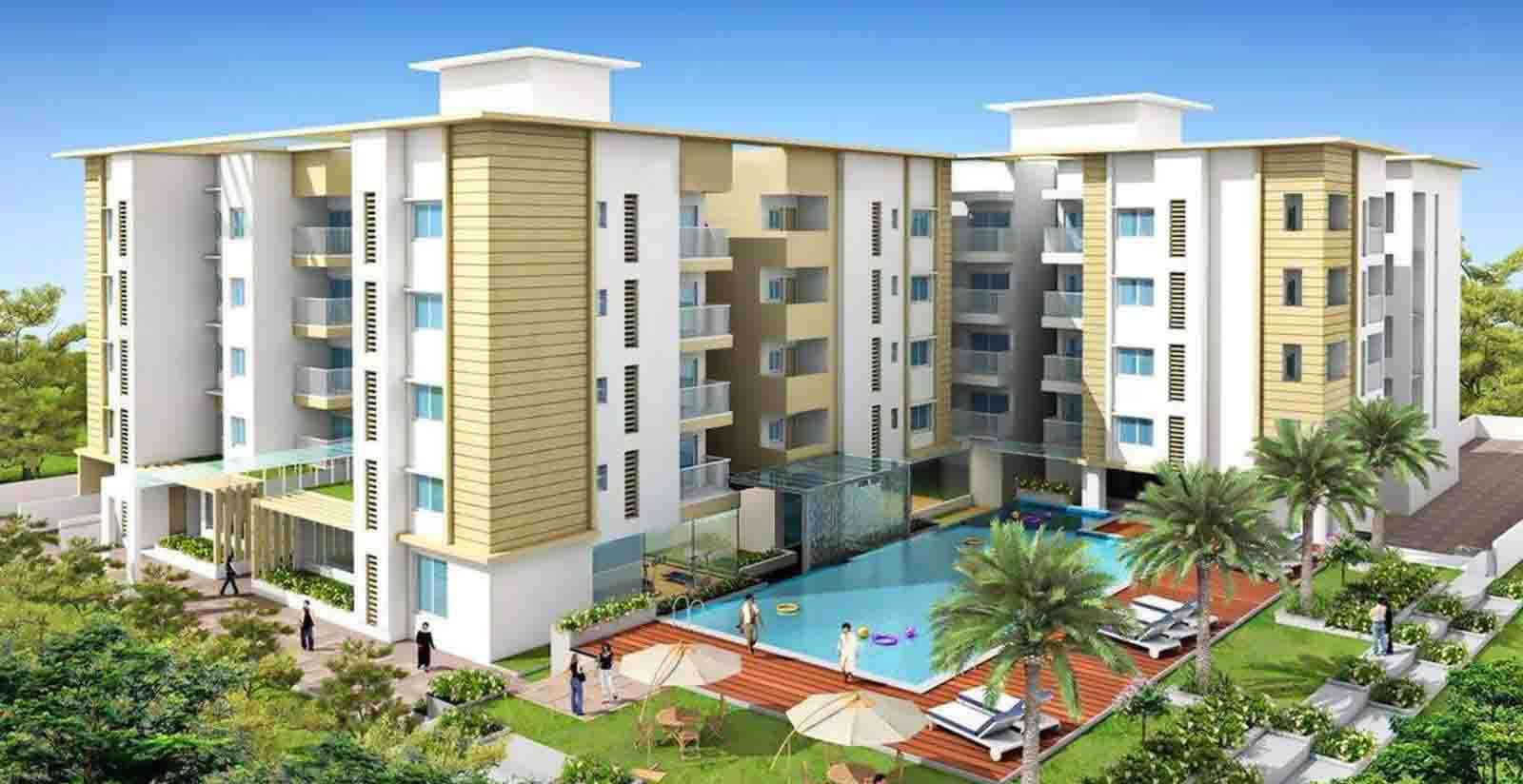 Oceanus Vista Phase II Sarjapur Road Bangalore 4265