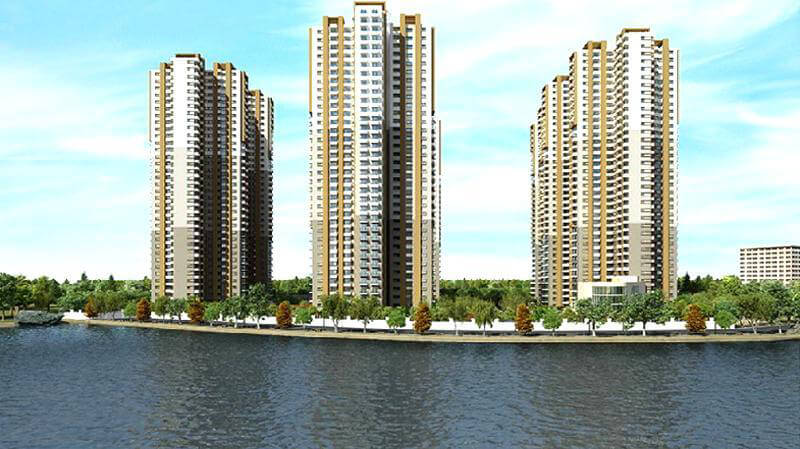 Pashmina waterfront Apartments