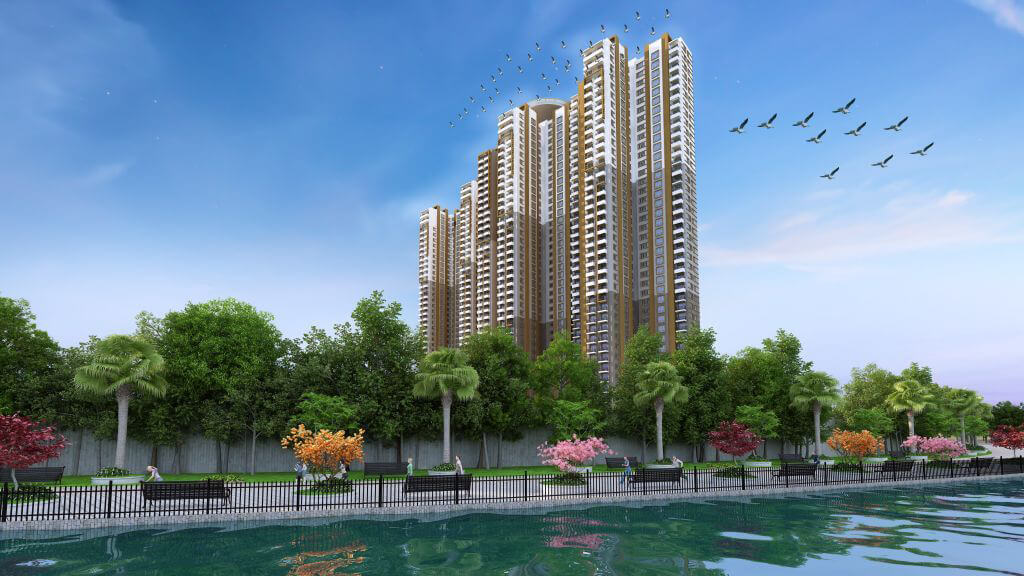 Pashmina waterfront Apartments for Sale