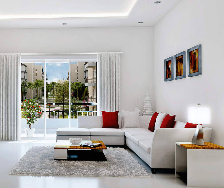 2 Or 3 Bhk Flat Interior Designing Cost In Kolkata: Godrej E-City In Electronic City Phase 1, Bangalore