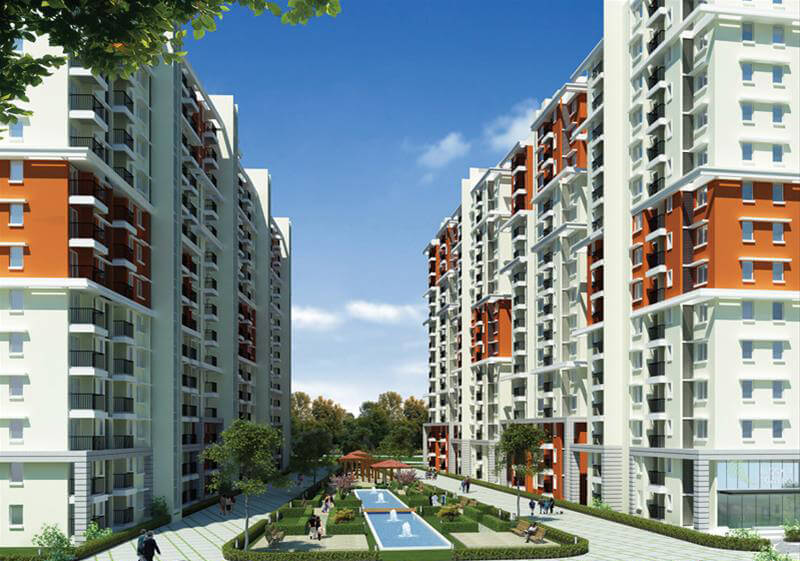 Prestige Ferns Residency Harlur Bangalore 4314