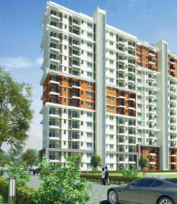 Prestige Ferns Residency Harlur Bangalore 4316