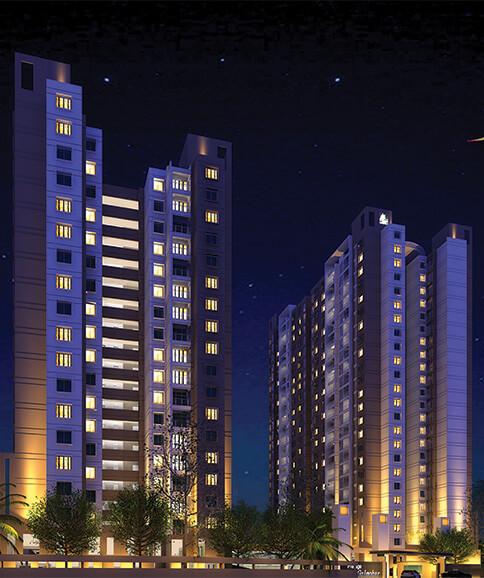 Prestige Gulmohar Horamavu Bangalore 4320