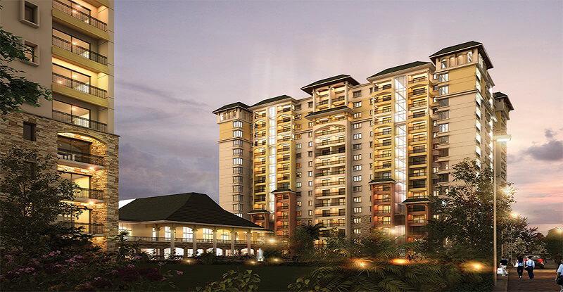 Prestige Jade Pavilion Marathahalli Bangalore 4324