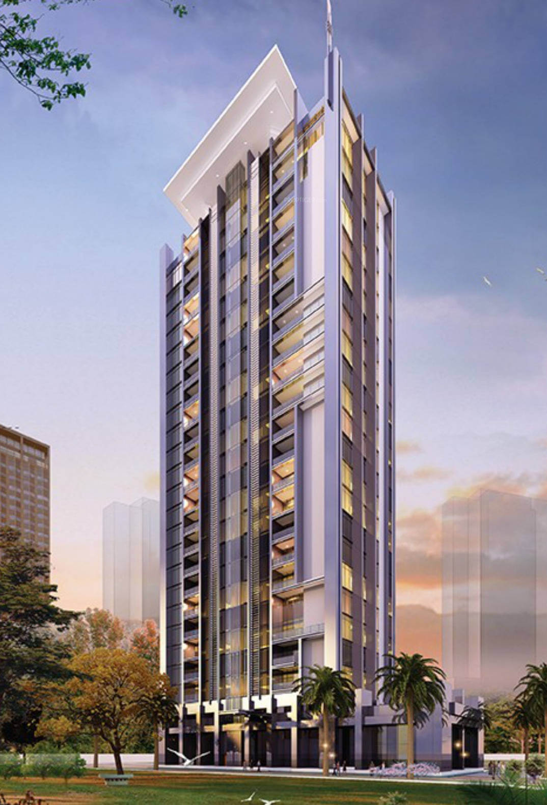 Prestige Kenilworth Cunningham Road Bangalore 4326