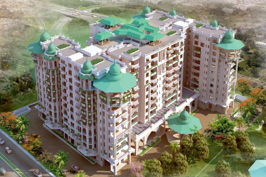 Prestige Leela Residences Old Airport Road Bangalore 4346