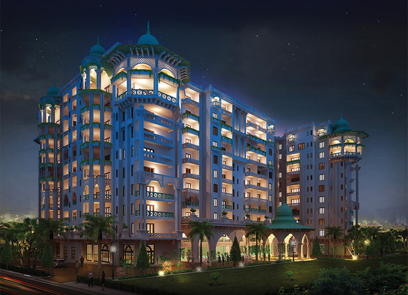 Prestige Leela Residences Old Airport Road Bangalore 4347