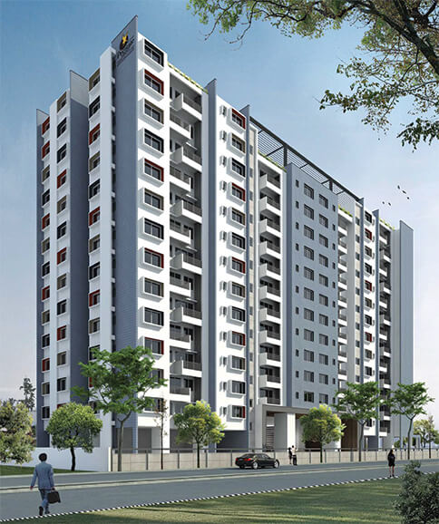 Prestige MSR Mathikere Bangalore 4357