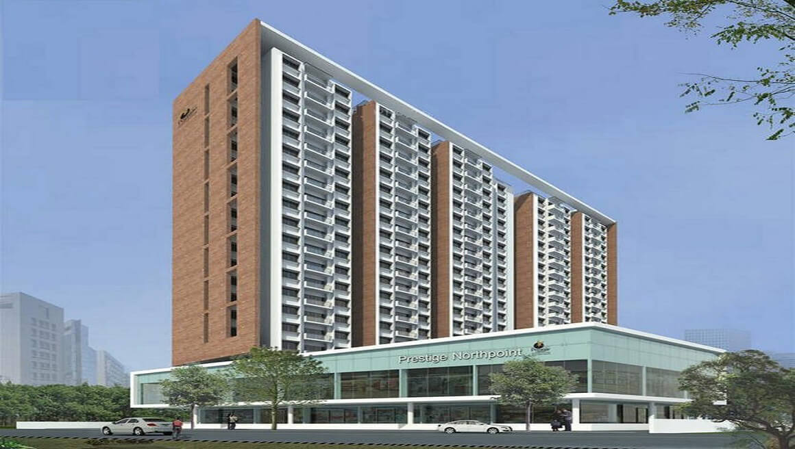 Prestige North Point Kammanahalli Bangalore 4360