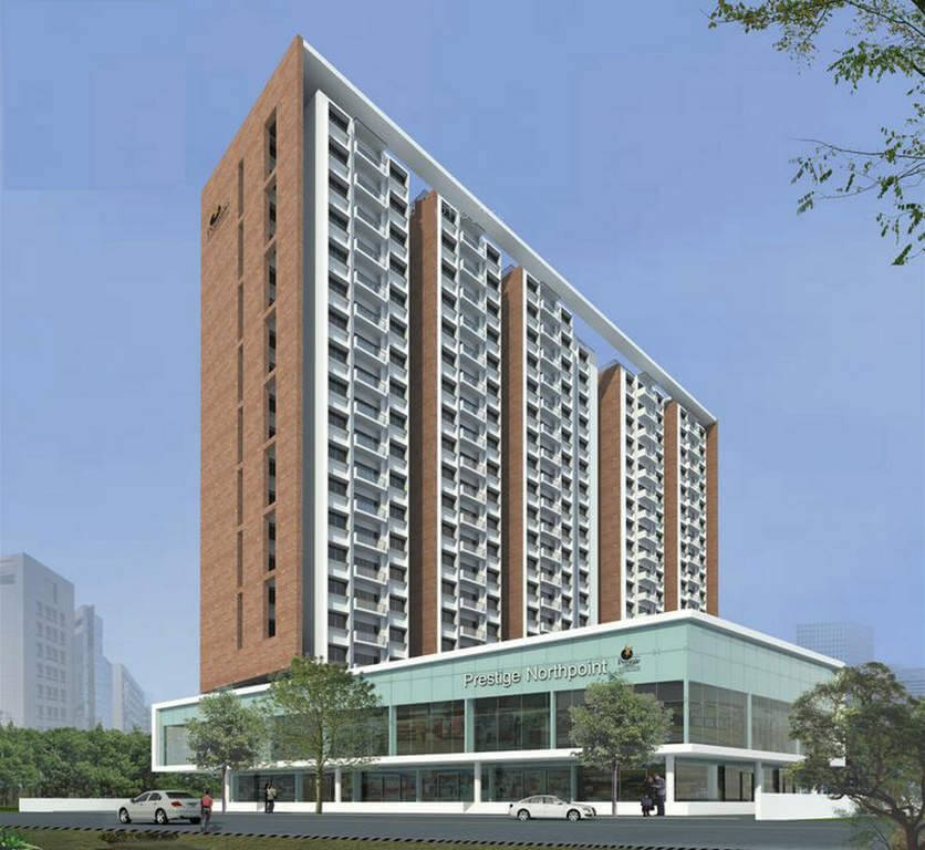 Prestige North Point Kammanahalli Bangalore 4361