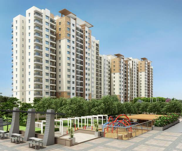 Prestige Pine Wood Koramangala Bangalore 4365