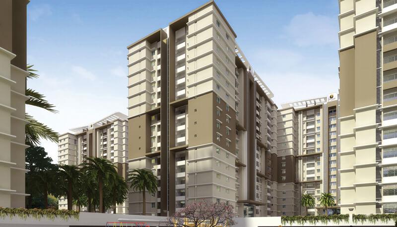 Prestige Royale Gardens Yelahanka Bangalore 4374