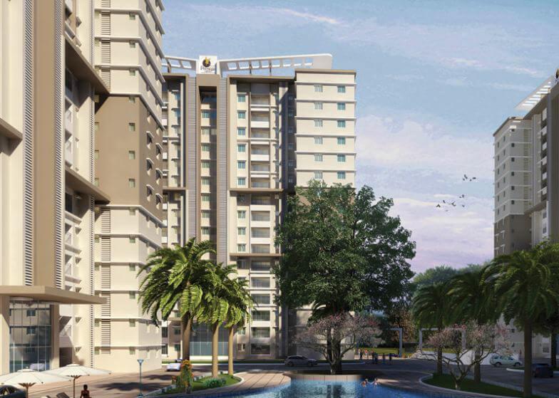 Prestige Royale Gardens Yelahanka Bangalore 4376