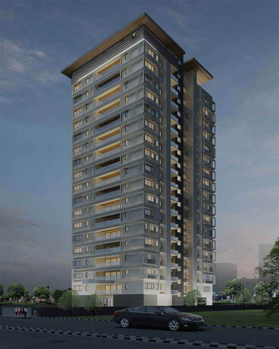 Prestige Spencer Heights Fraser Town Bangalore 4380