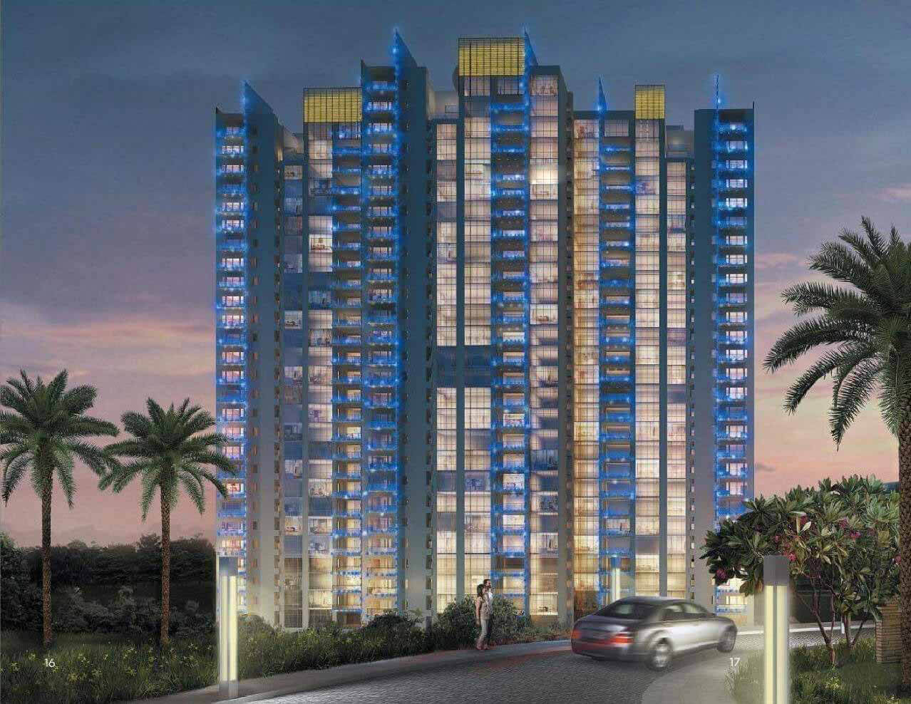 Prestige White Meadows Whitefield Bangalore 4396